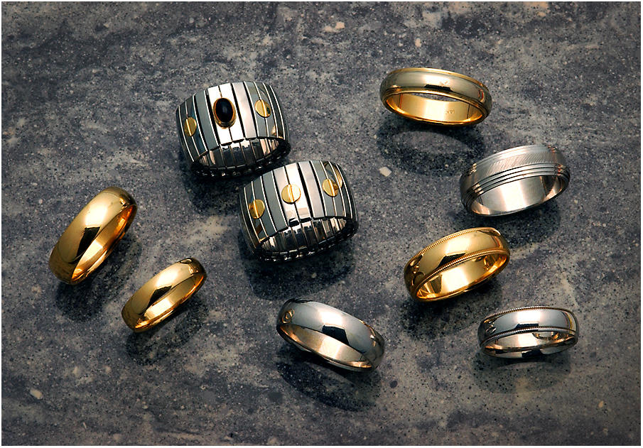 Carter's: Rings for Catalog and Ad
